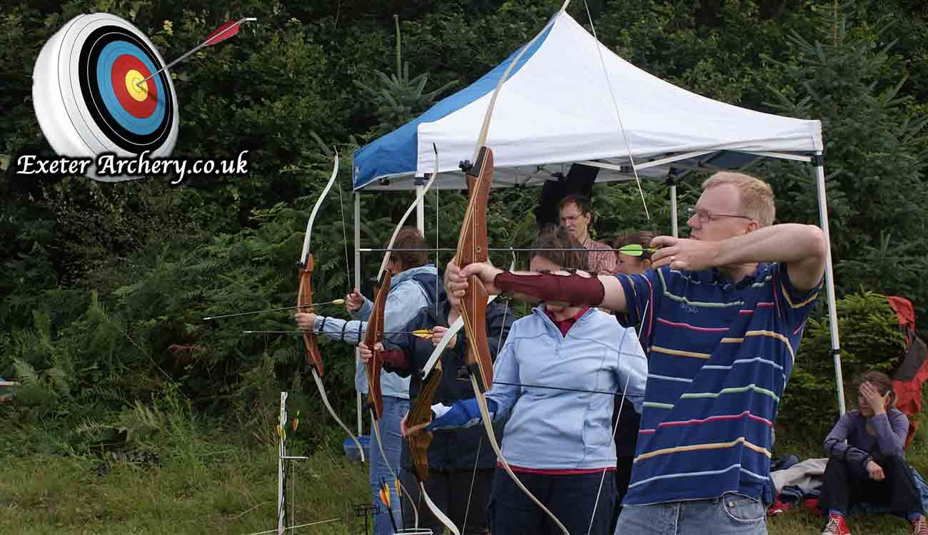 archery in exeter