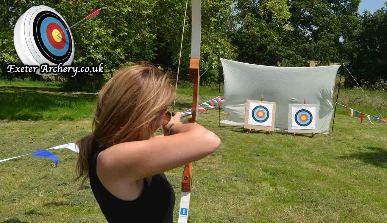 corporate archery devon